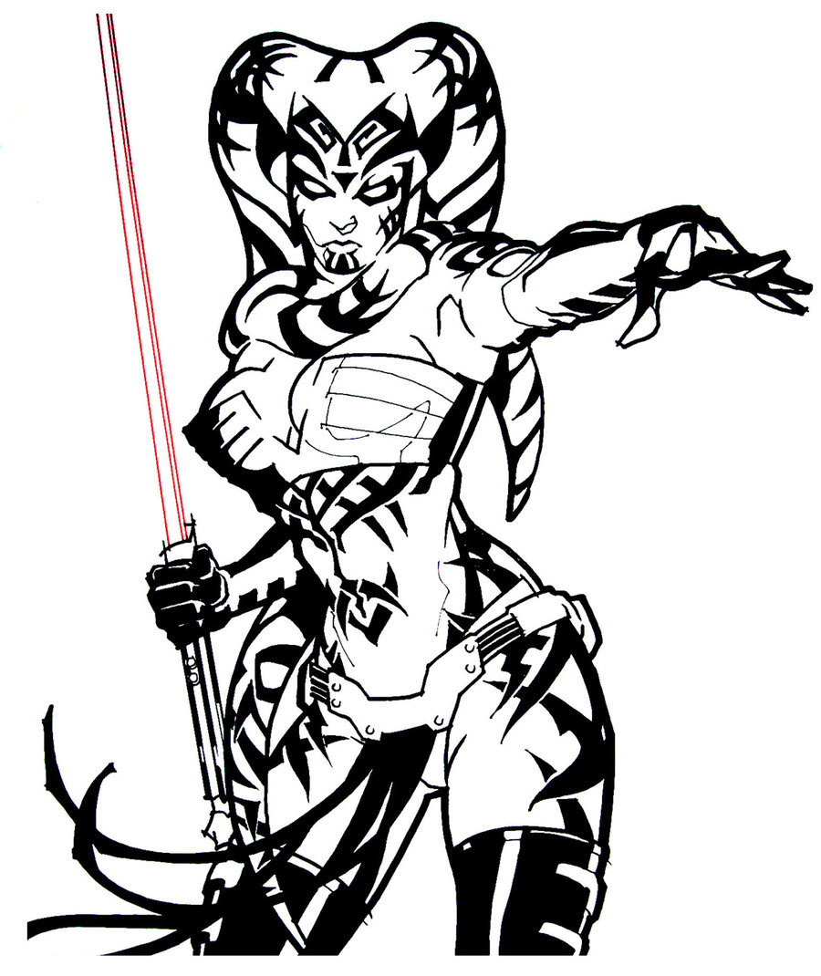 900x1070 Star Wars Legacy 2 By Mikems71 On Lineart Star Wars