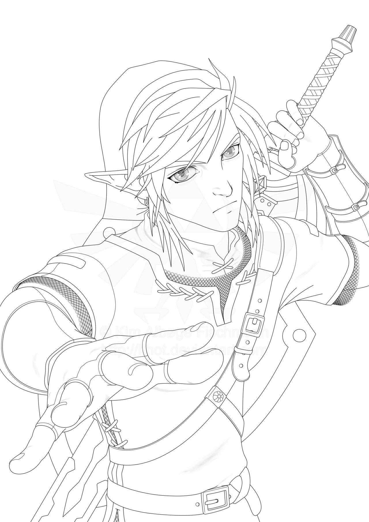 1280x1811 Legend Of Zelda