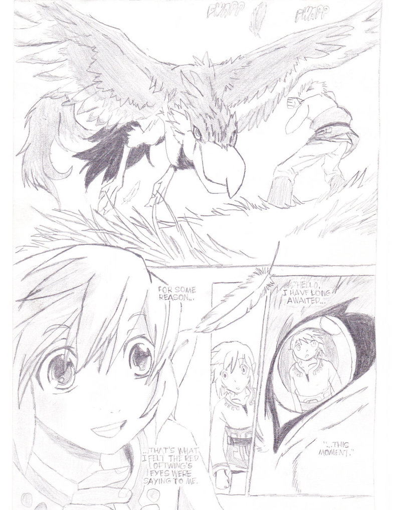 786x1016 The Legend Of Zelda Skyward Sword Manga Drawing By