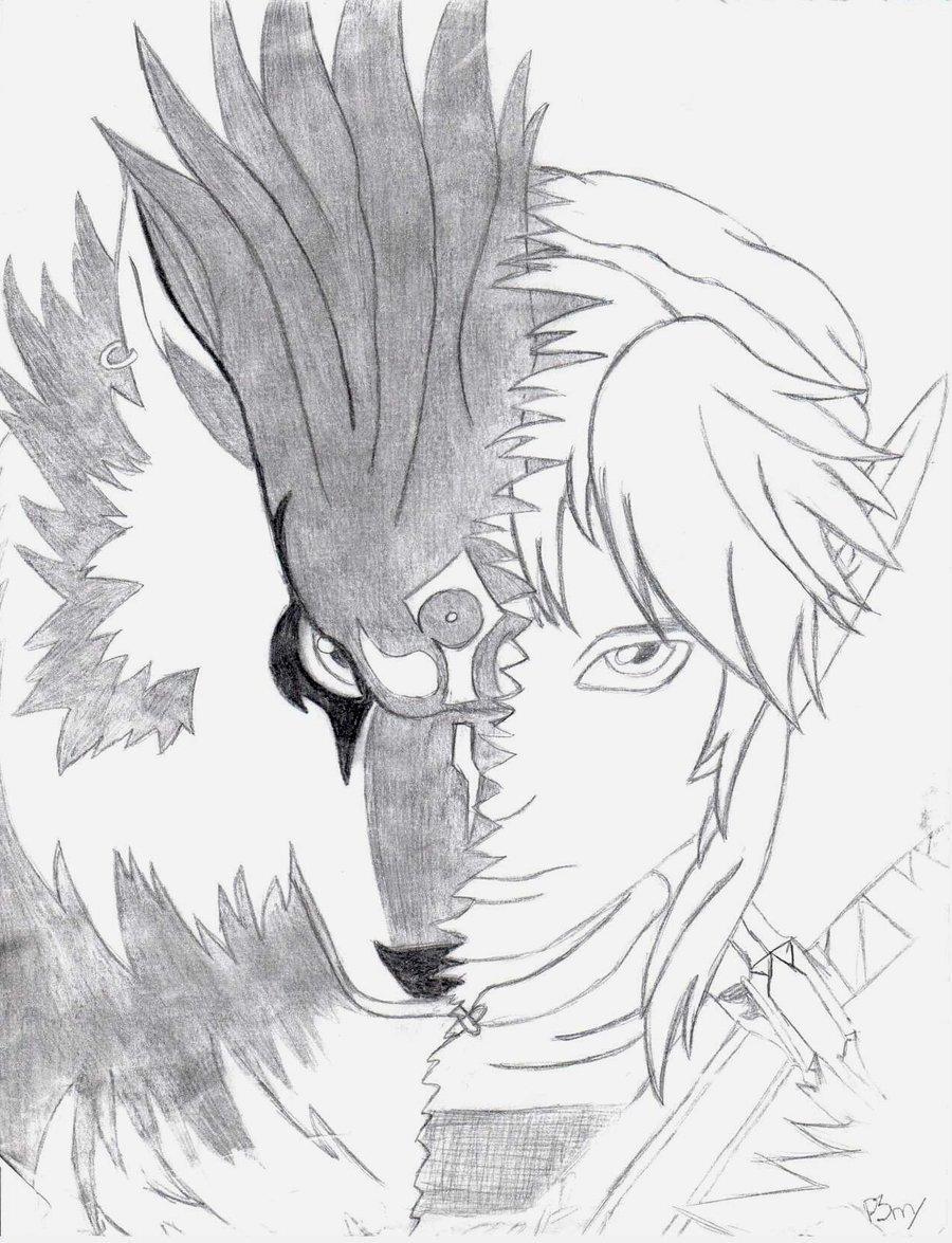 900x1175 Wolfhuman Link ~ Twilight Princess By Xxviidgamexx