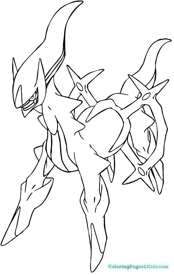 600x948 Coloring Pages Pokemon Legendary Draw Glamorous