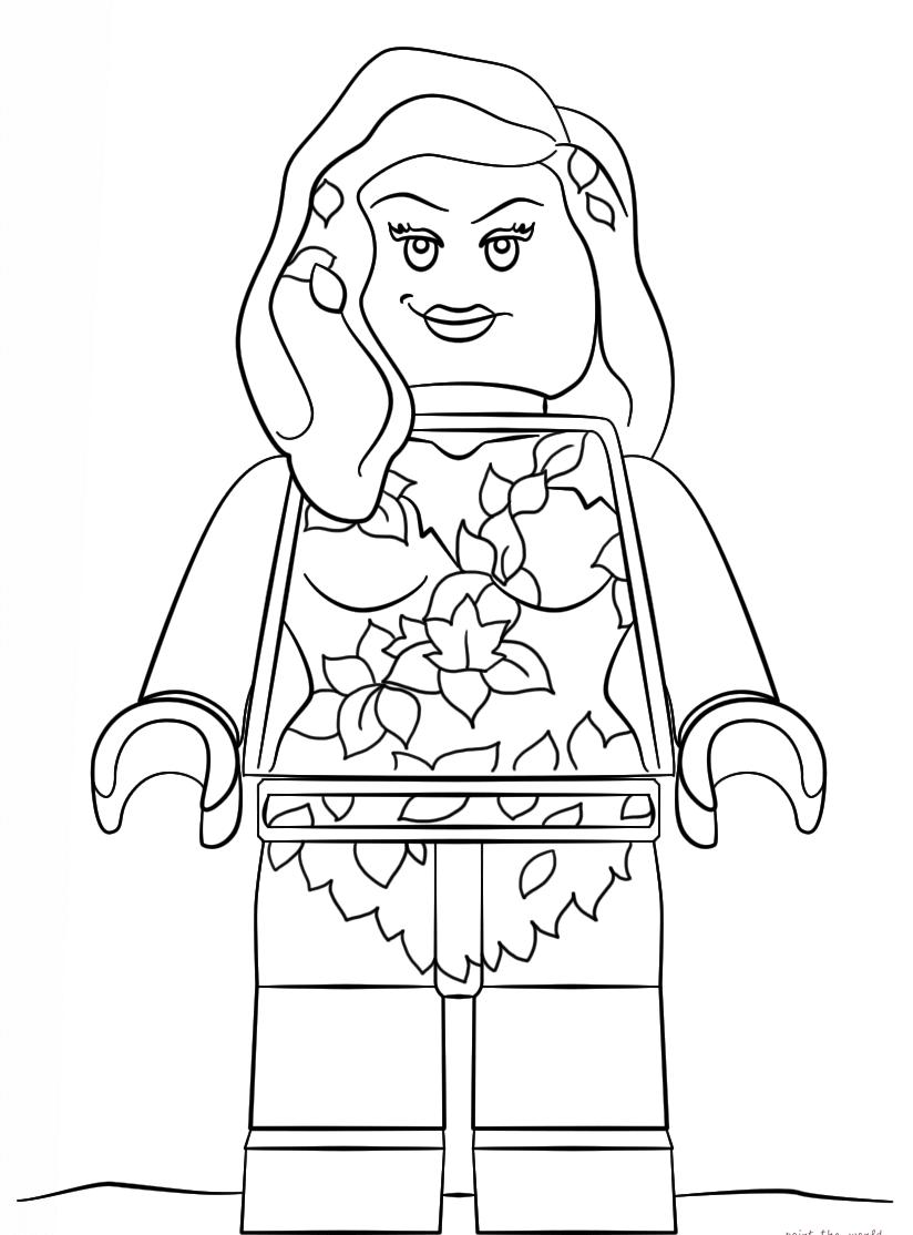 824x1114 Lego Batman Movie Coloring Pages