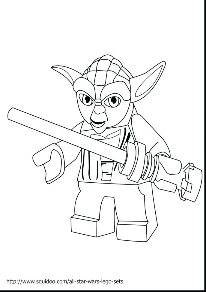 687x972 Yoda Coloring Pages Also Medium Size Of Star Wars Coloring Games