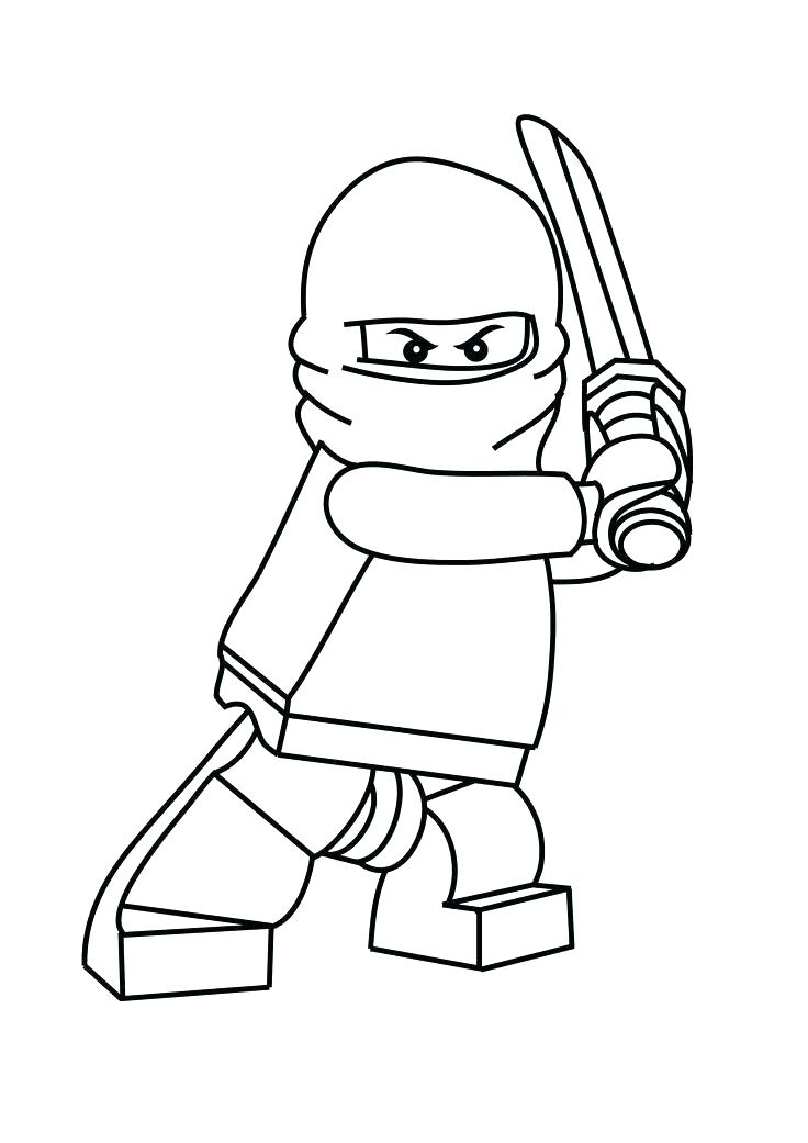 736x1041 Lego Coloring Pages Printable