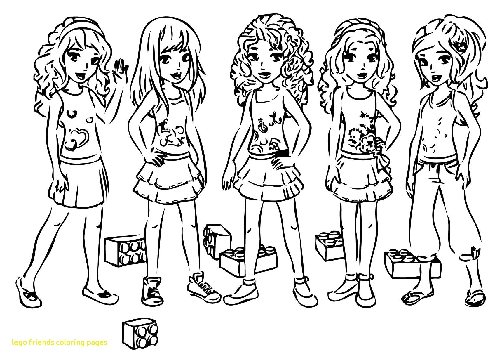 1720x1229 Coloring Pages Hd Copy Lego Friends Coloring Pages With Beautiful