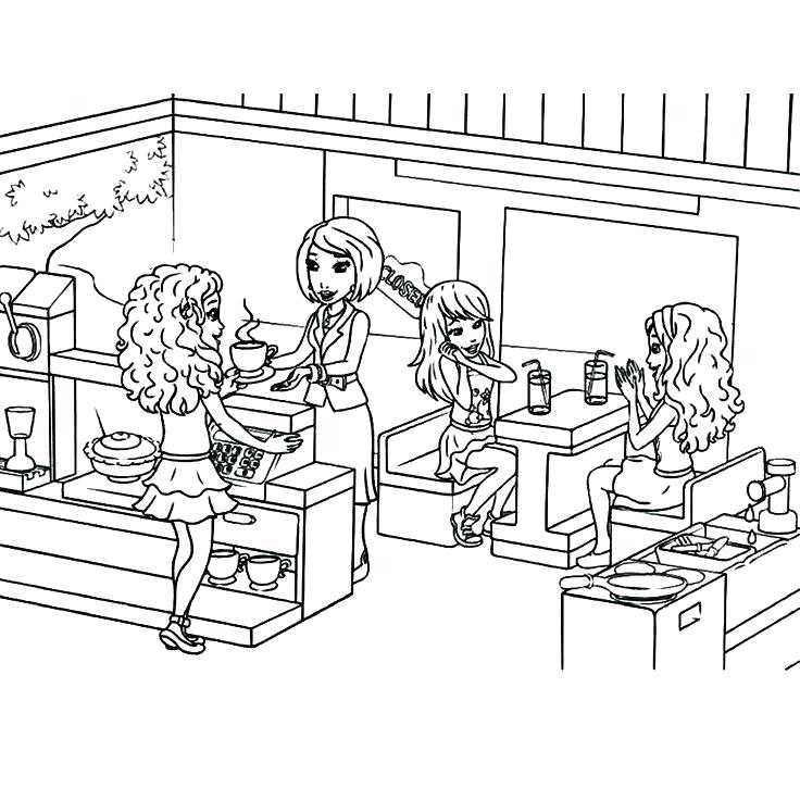 736x736 Coloring Pages Lego Friends Coloring Pages Friends Kids Coloring