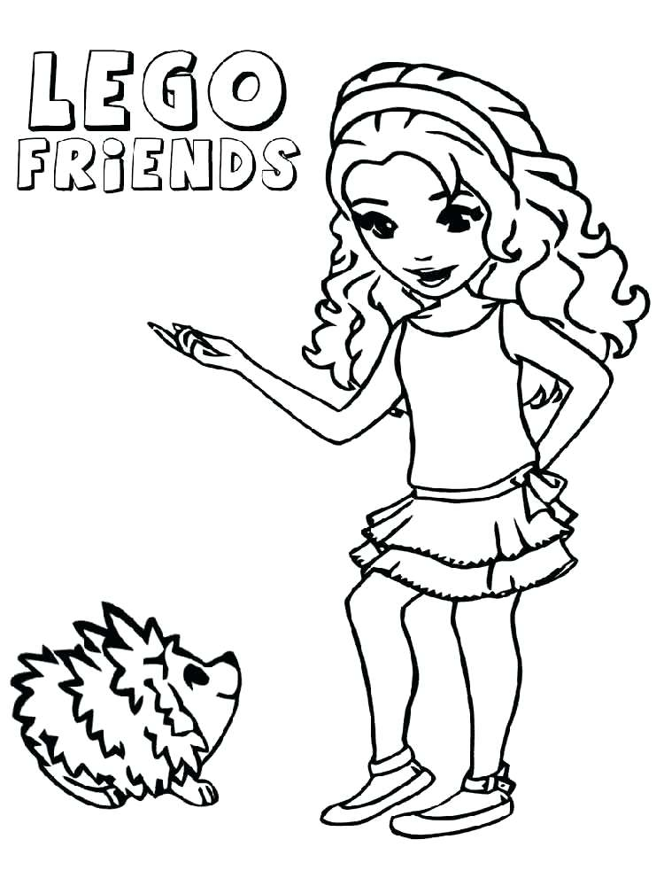 750x1000 Coloring Pages Legos Coloring Page Coloring Pages Of Lego Friends