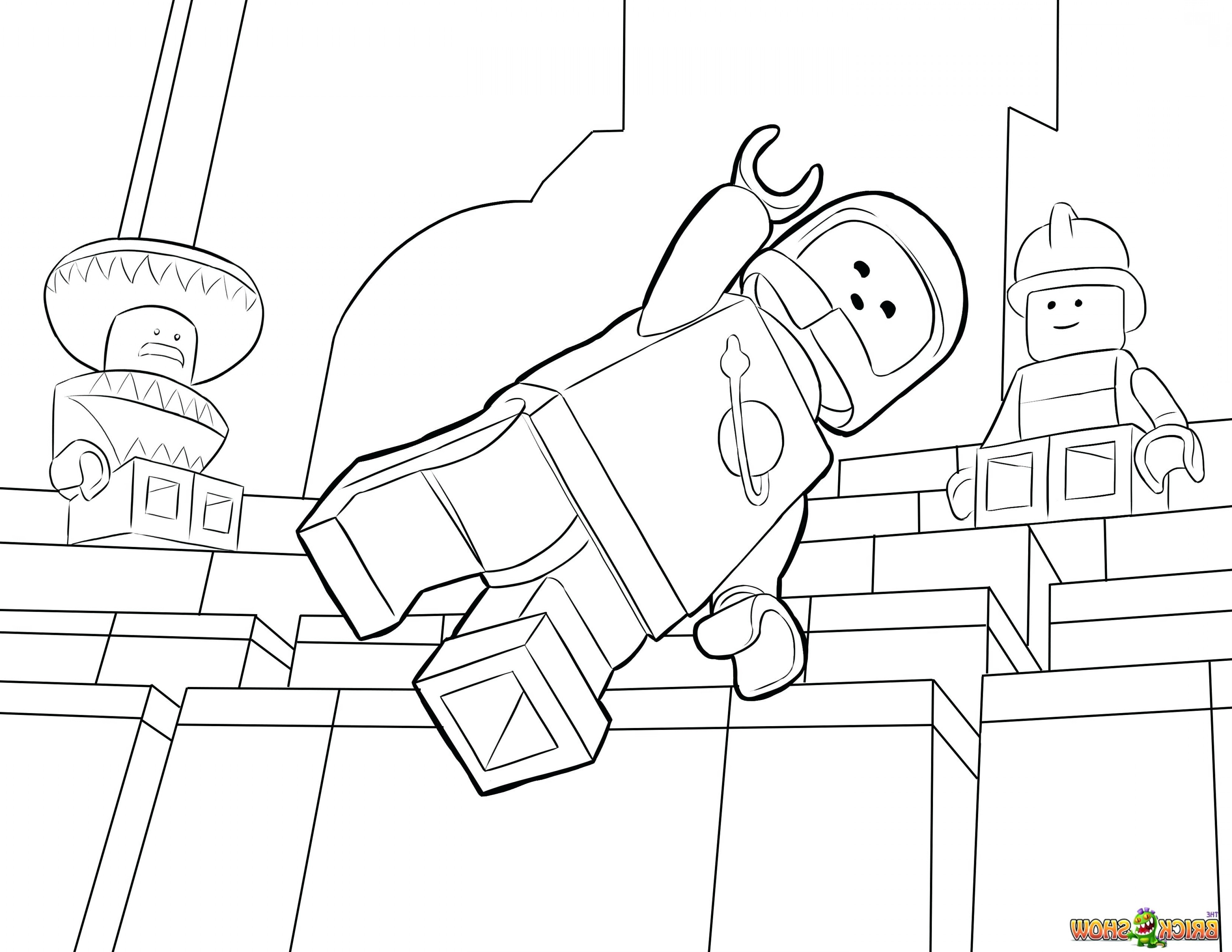 3960x3060 Lego Guy Coloring Pages Ardiafm