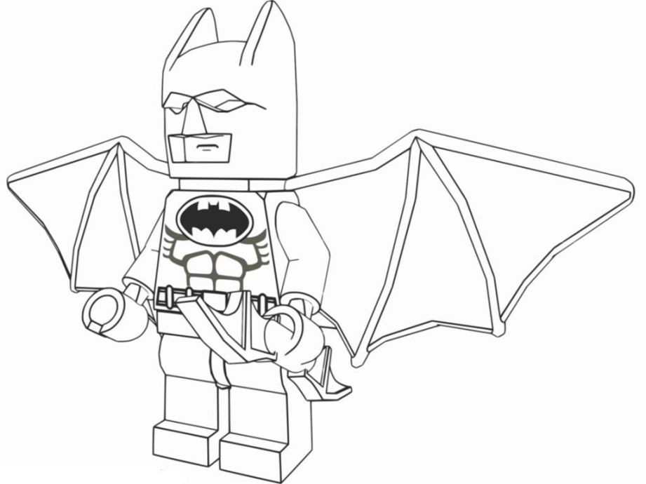 921x690 Lego Man Bat Coloring Pages Coloring Pages Kids