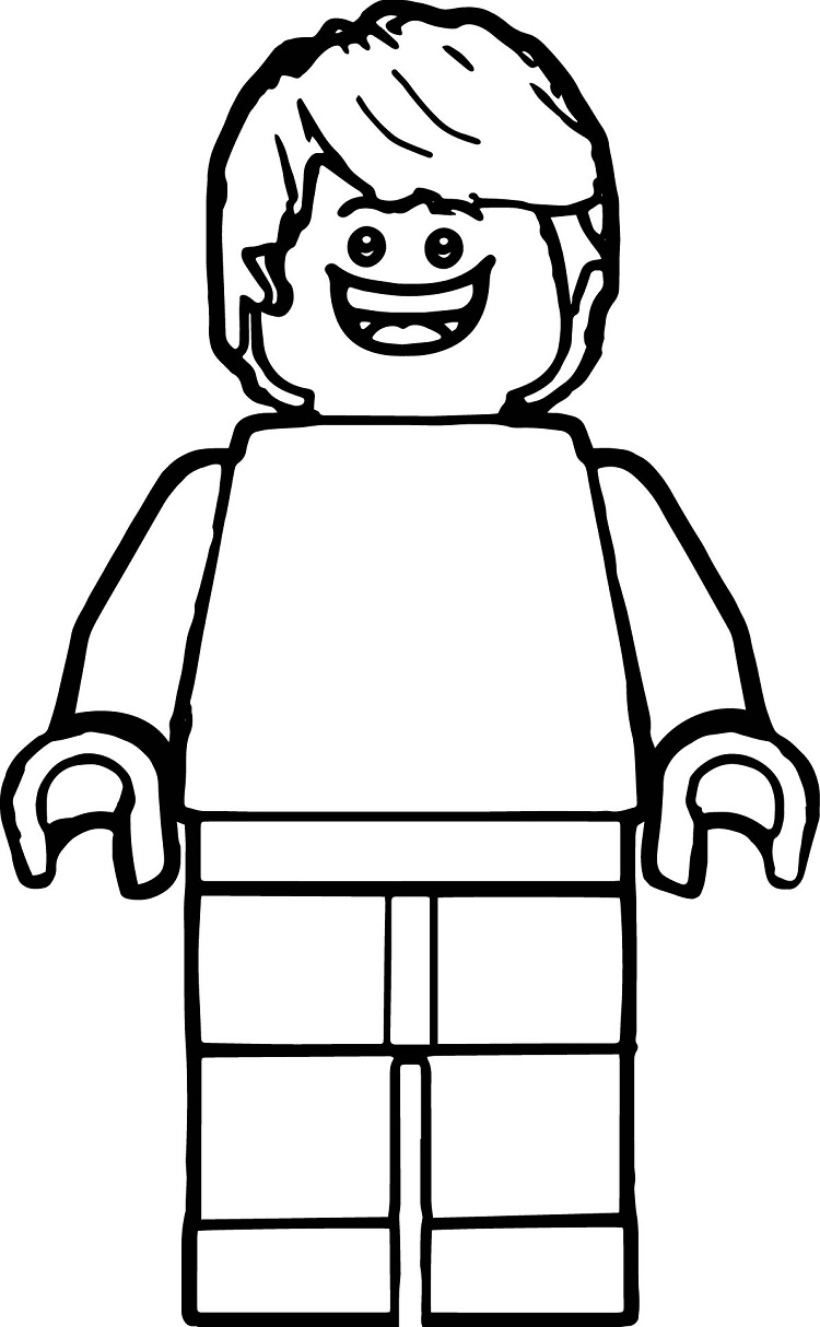 Lego Man Drawing at GetDrawings com | Free for personal use