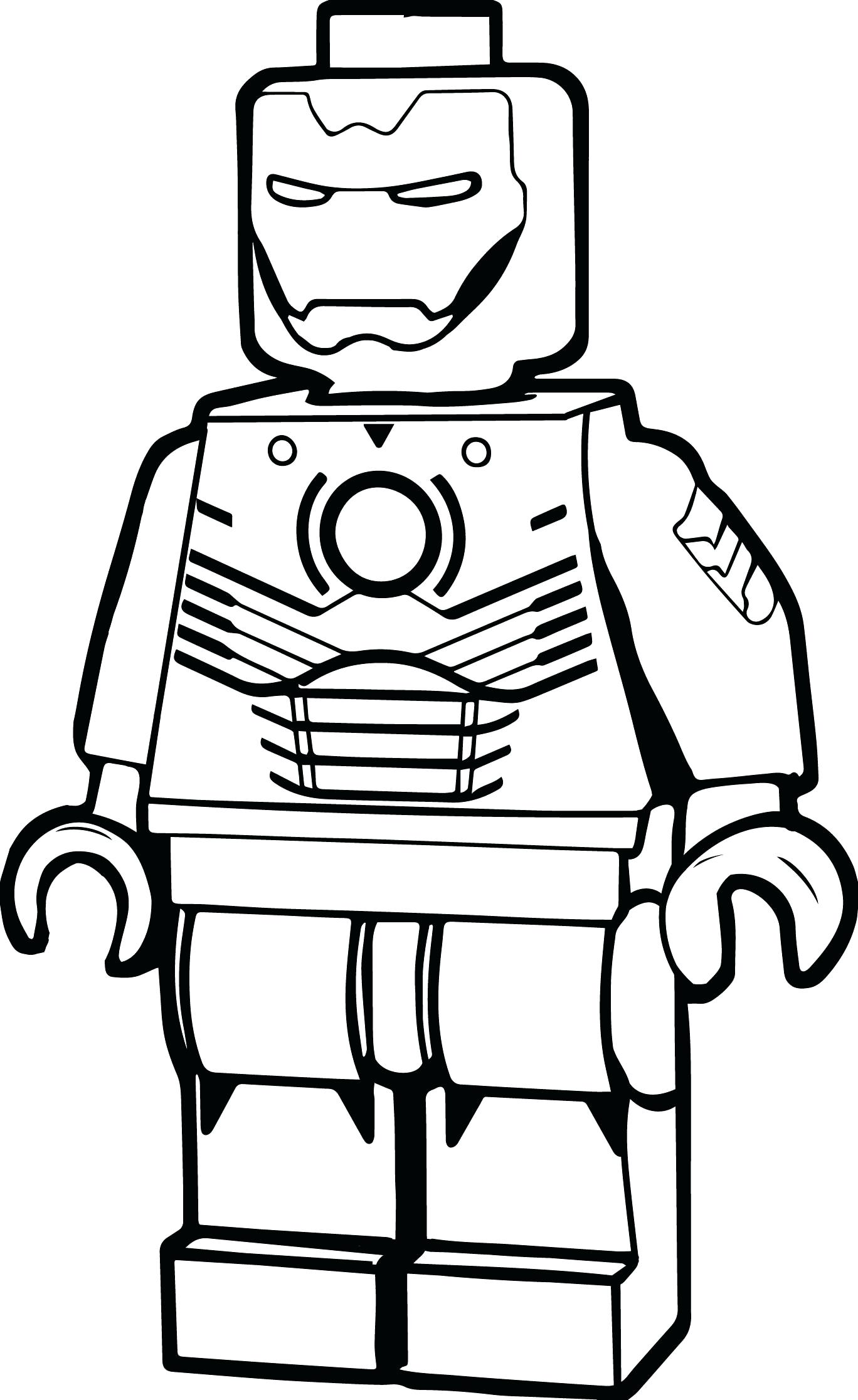 1368x2233 Coloring Lego Man Coloring Pages