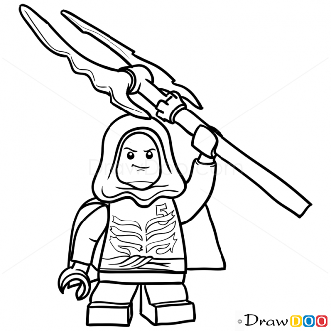 665x665 How To Draw Lloyd Garmadon, Lego Ninjago Caiden's 3rd Birthday