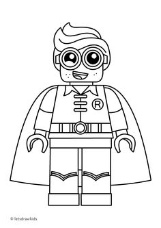 236x333 Lego Mini Fig Drawing Template Lego, Template And Drawings