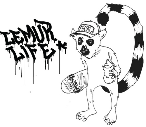 500x434 Lemur Life A Submission For A Contest