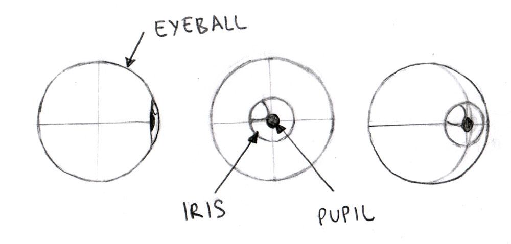 1000x478 Johnnybro's How To Draw Manga Drawing Manga Eyes (Part I)