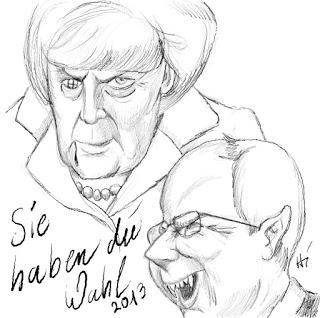 320x318 Sie Hatten Die Wahl Political Drawings (Selfmade)