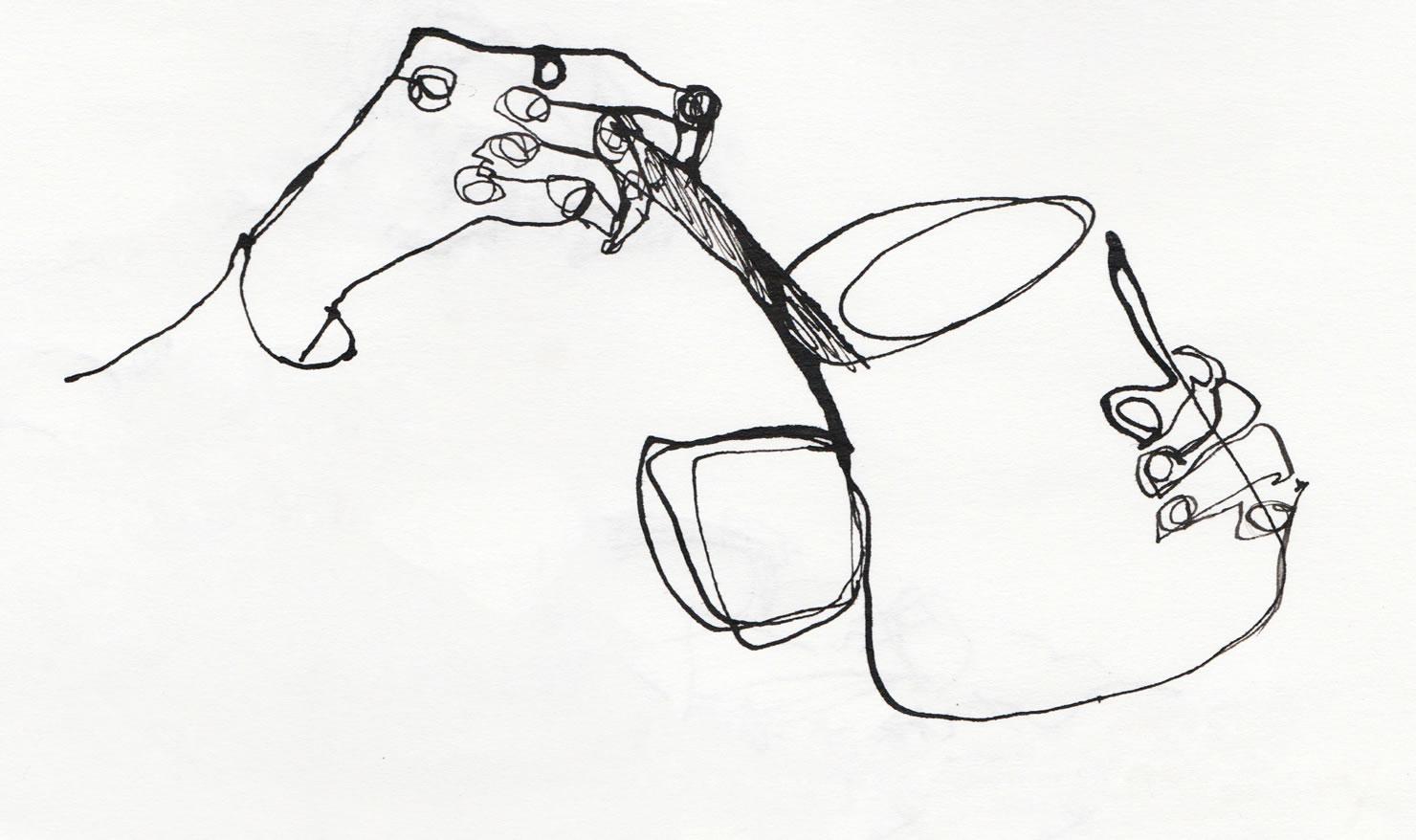 1480x878 Bikepacking Drawings, By Alex Borgen