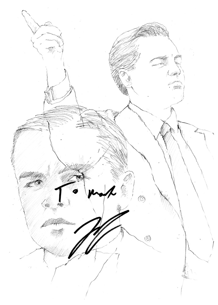 714x1000 Drawing Leonardo Dicaprio Chicanepictures