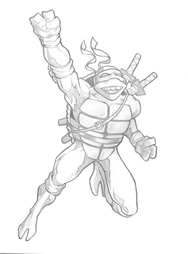 628x850 Dennis M. Sweatt Comic Book Creations And Design! Teenage Mutant