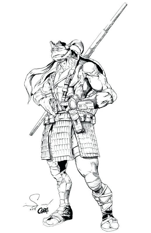 518x800 Teenage Mutant Ninja Turtles Michelangelo Coloring Pages Great