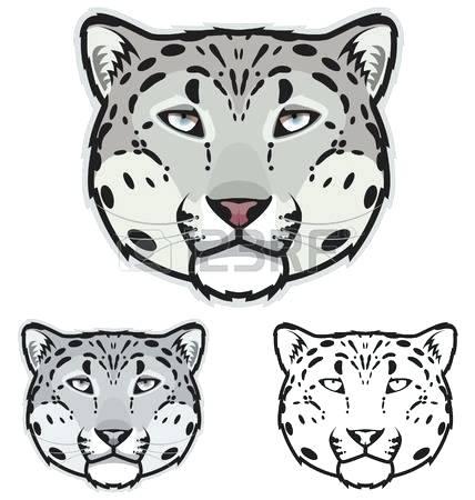 428x450 Leopard Clipart Leopard Black And White Leopard Clipart Background