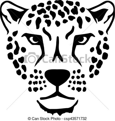 445x470 Leopard Head Stock Photos And Images. 2,377 Leopard Head Pictures
