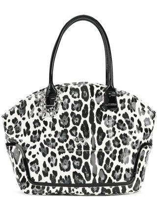 322x430 Versace Jeans Leopard Print Tote Bag