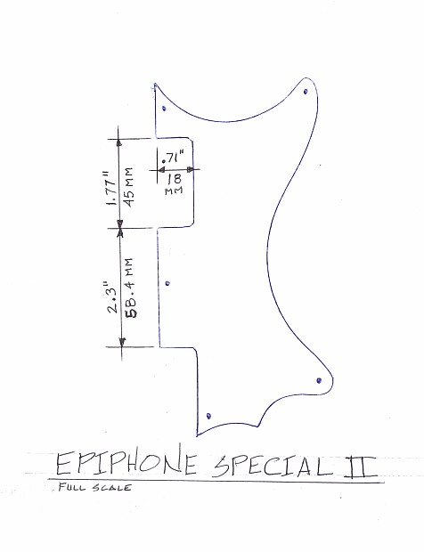 The Best Free Pickguard Drawing Images Download From 7 Free