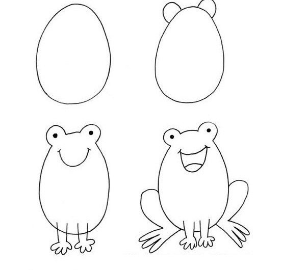 553x530 Step By Step Drawing Lessons For Toddlers Learn To Draw