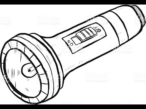 480x360 How To Draw A Torch