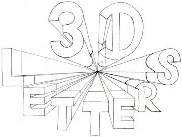 360x270 16 Best Letters In Perspective