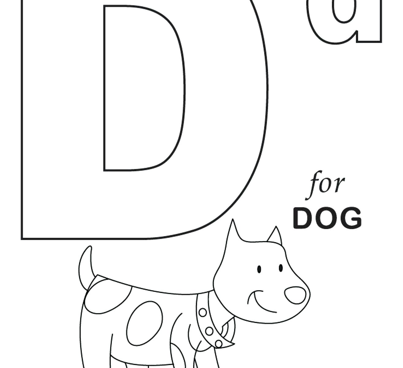1314x1200 Coloring Coloring Pages For The Letter D Alphabet Printable A B T