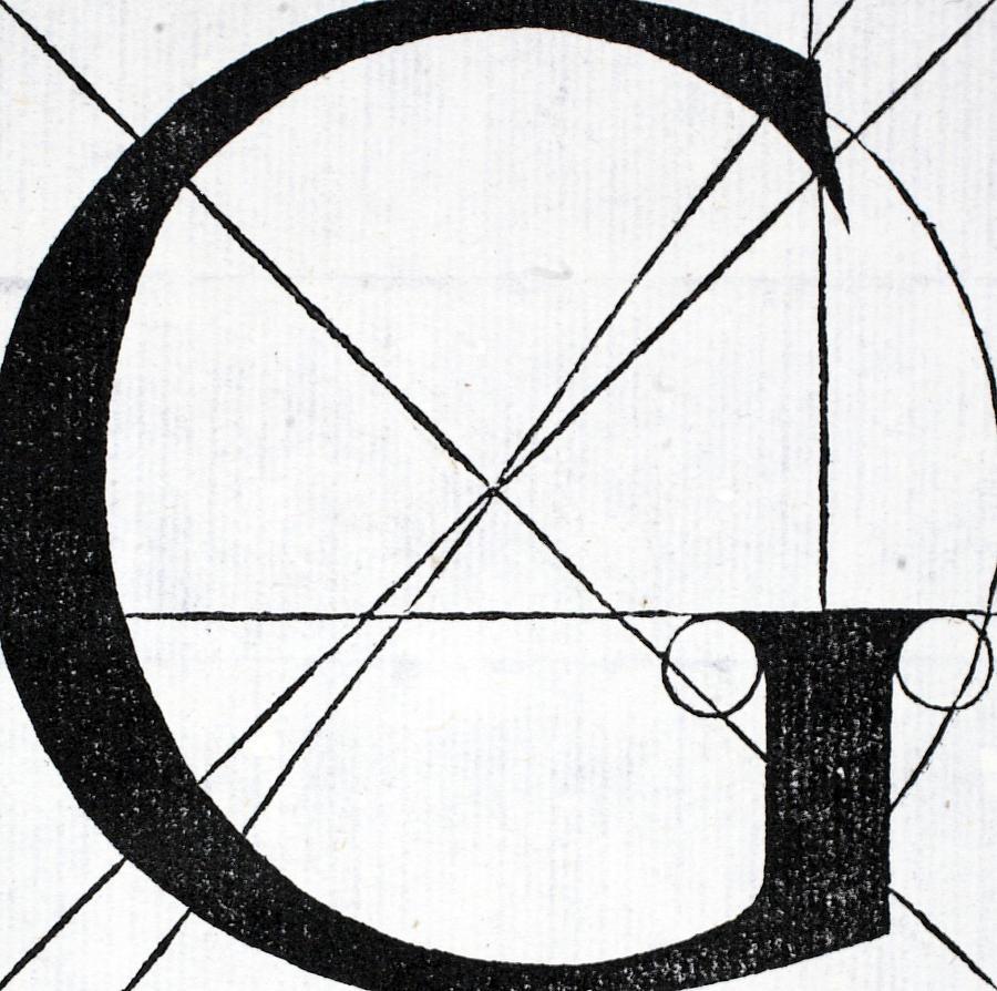 900x894 Letter G Drawing By Leonardo Da Vinci