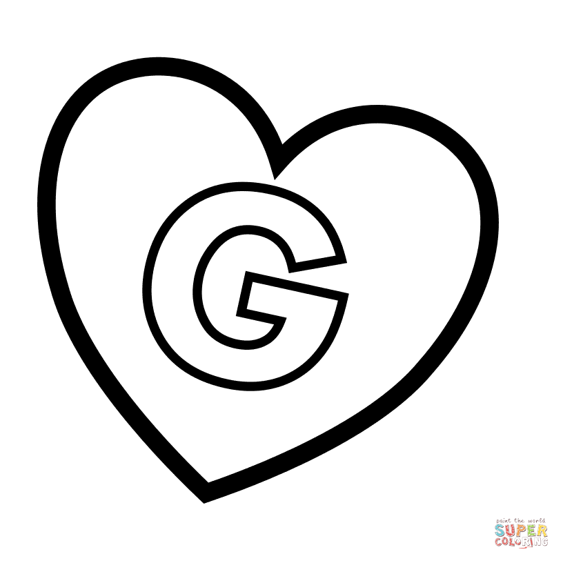 letter g drawing at getdrawings com free for personal use letter g
