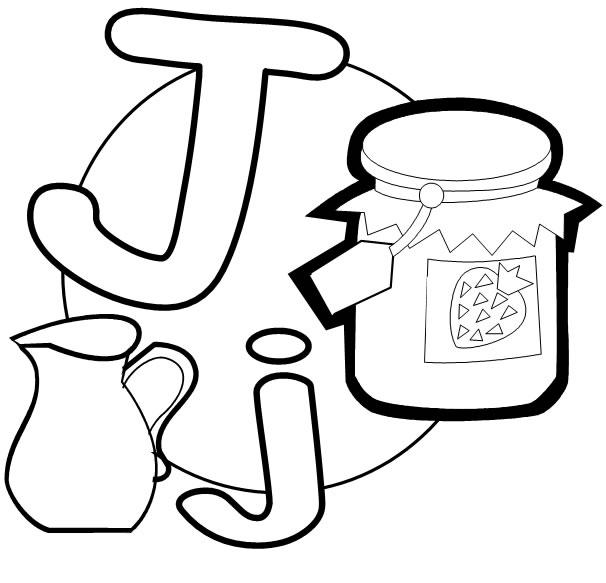 Letter J Worksheets For Preschool Antaexpocoaching