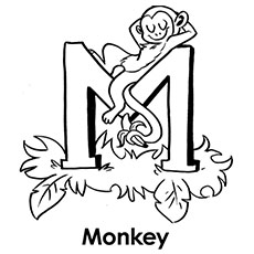 230x230 Top 10 Free Printable Letter M Coloring Pages Online