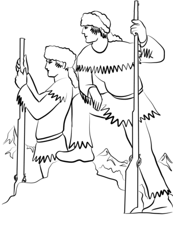 339x480 Lewis And Clark Coloring Page Free Printable Coloring Pages