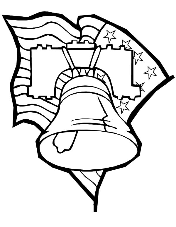Liberty Bell Drawing At Getdrawings Free For Personal Use