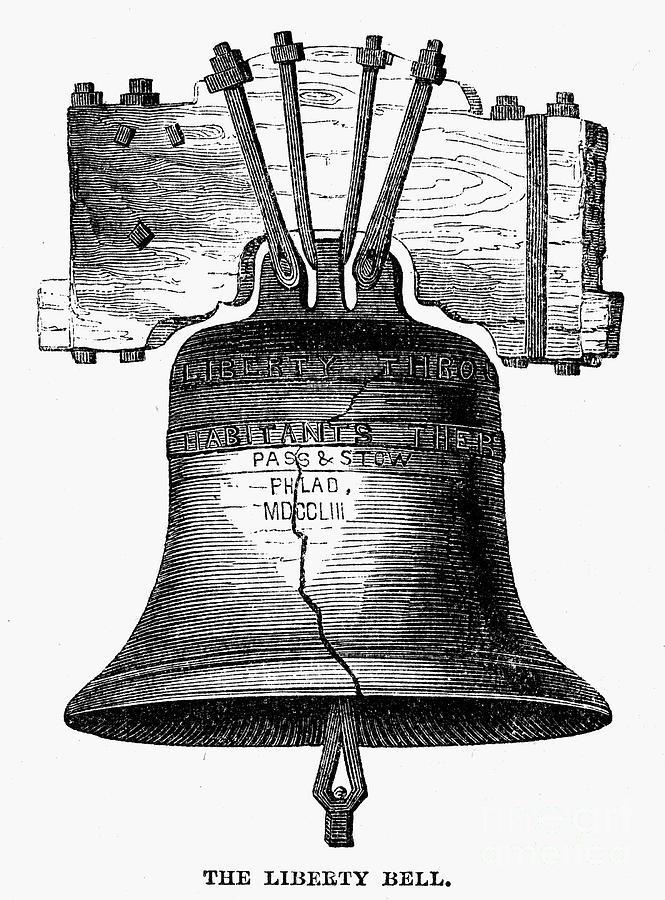 665x900 Liberty Bell Photograph By Granger