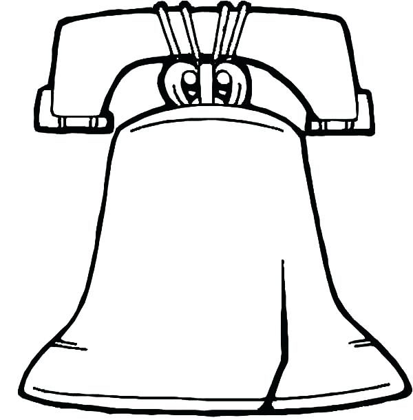 liberty bell drawing at getdrawings com free for personal use rh getdrawings com liberty bell black and white clipart liberty bell clipart black and white