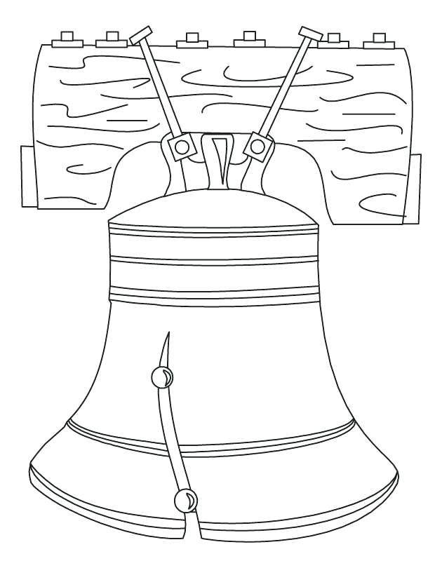630x810 Cheap Liberty Bell Coloring Page Print Pages Printable Many