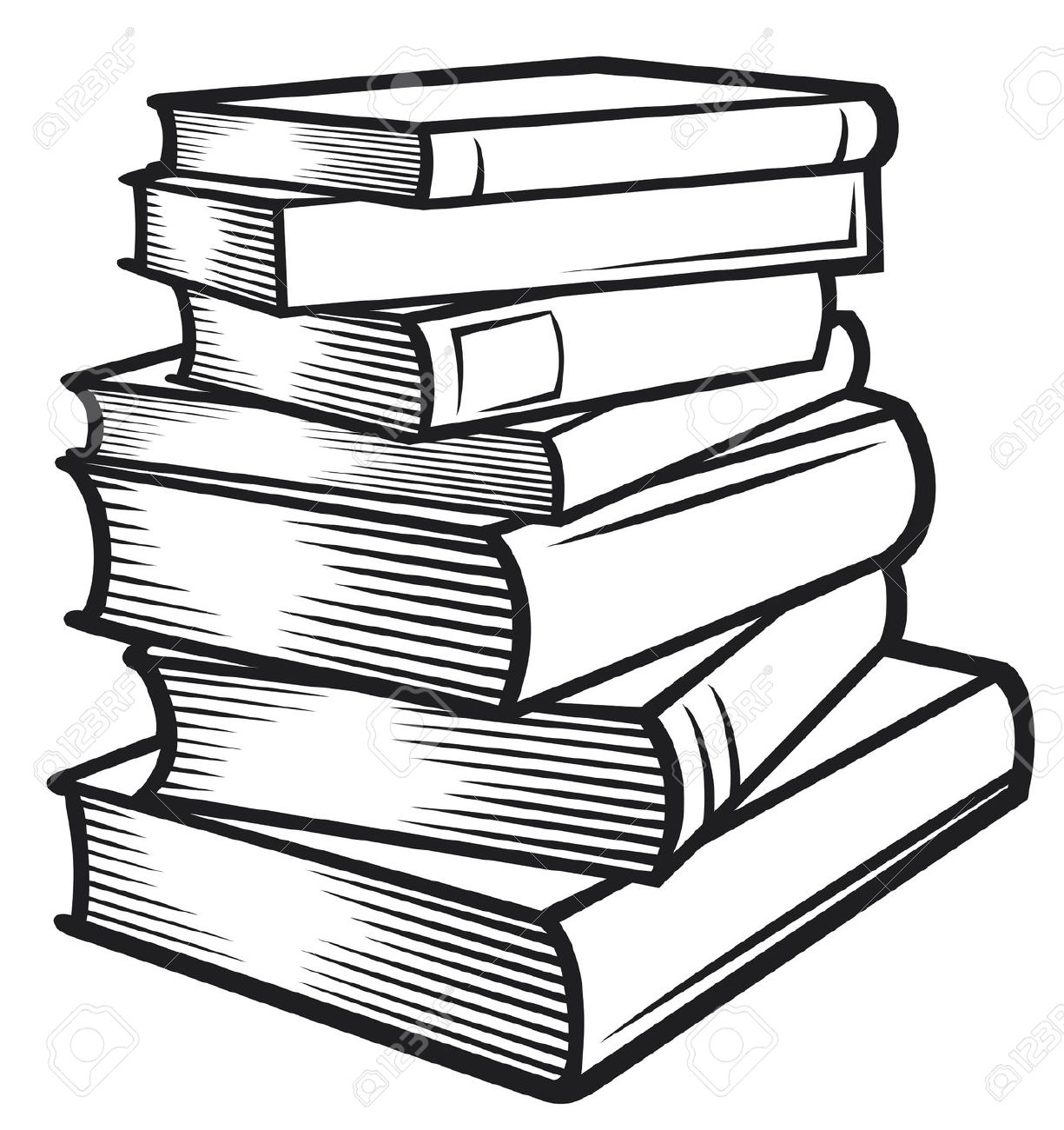 1225x1300 Stack Of Books Clipart Books, Journaling