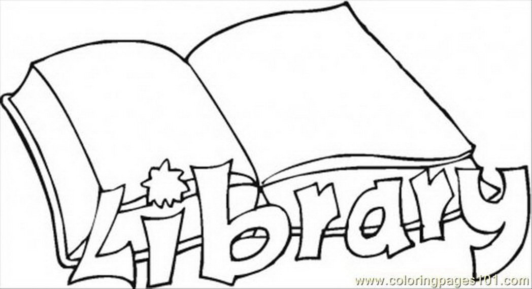 1048x569 Library Education Books Free Printable Coloring Page Online 536715