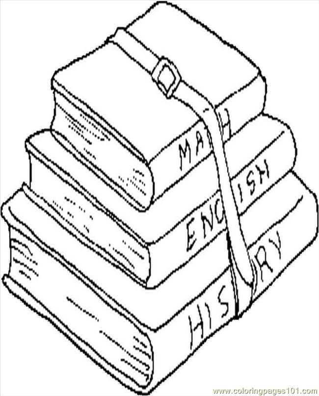 650x806 Coloring Pictures Of Books Coloring Pages Of Books Many