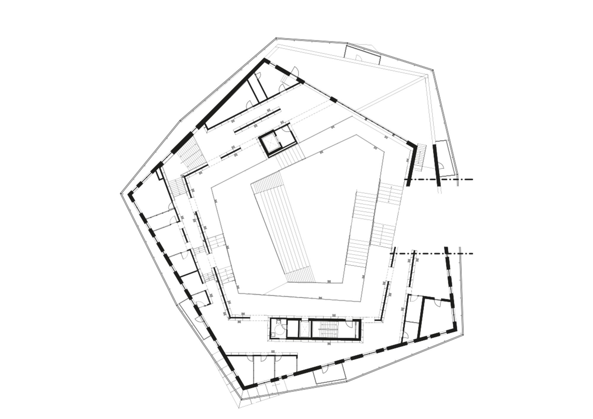 2000x1414 Dalarna Media Library Adept Archdaily