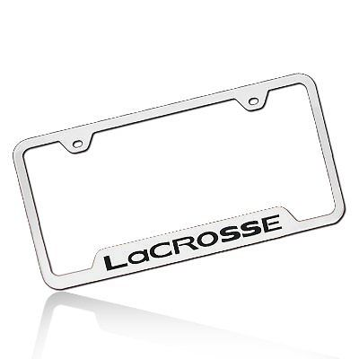 400x400 Infiniti G37 License Plate Frame Stainless Steel Laser Etched