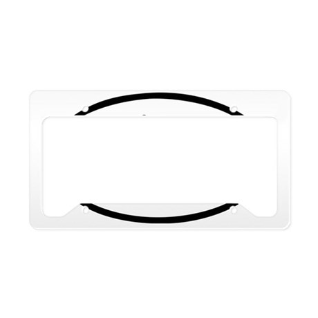 460x460 Lutheran License Plate Frames Cafepress
