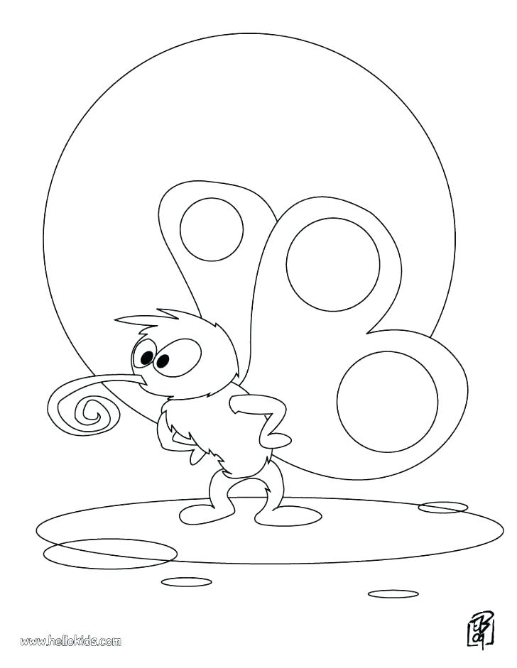 728x941 Cute Butterfly Coloring Pages Butterfly Life Cycle Coloring Page