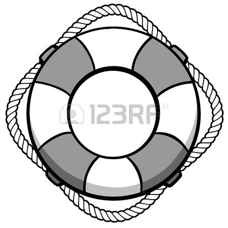 450x450 Life Preserver Ring Illustration Royalty Free Cliparts, Vectors