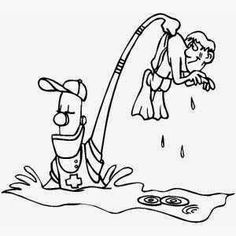 236x236 Lifeguard Pictures For Painting!!!! Coloring Pages